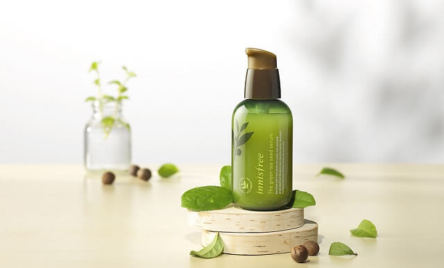 Serum cho da dầu mụn Innisfree The Greentea Seed Serum