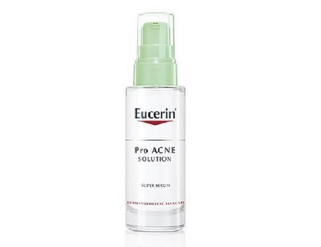 Serum dành cho da dầu mụn Eucerin Pro ACNE Solution Super Serum