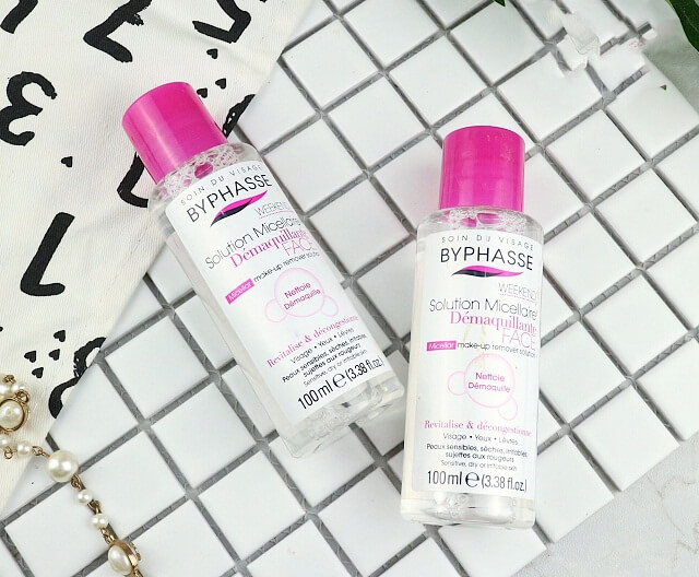 Nước Tẩy Trang Byphasse Solution Micerallaire Face