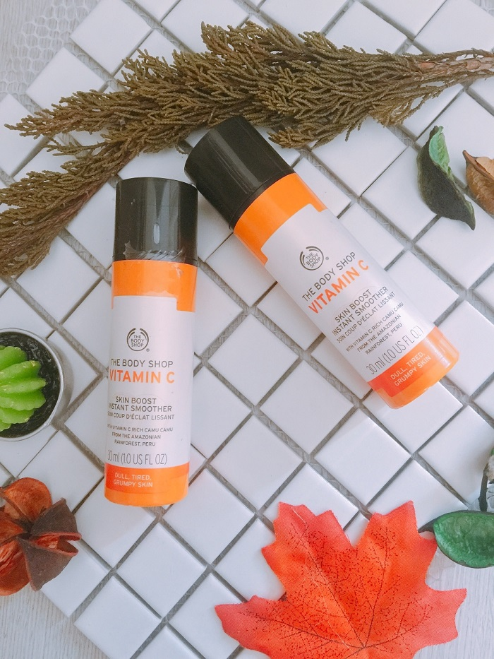 The Body Shop Vitamin C Skin Boost Instant Smoother